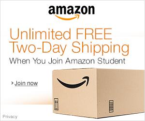 Amazon Student Offers